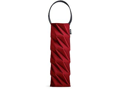BUILT NY Origami Wine Tote, Red