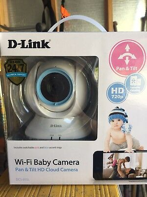 D-Link Wi-Fi Baby Camera