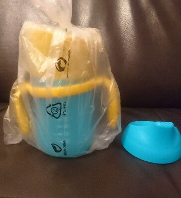 Tupperware grow with me sippy cup - New