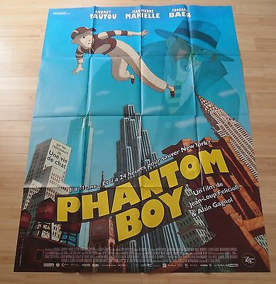 Affiche Cinema 8165 - Phantom Boy - 120/160