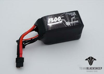 Team BlackSheep TBS GRAPHENE 1300mAh 6S 75C 22.2V LiPo Battery