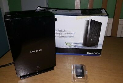 Samsung SWA-5000 Wireless Transmitter home cinema theatre SWA-5000T
