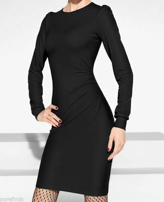 Wolford JERSEY DE LUXE dress abito * Tg. 36 IT 42 NEW