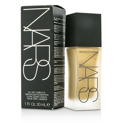 NARS All day Luminous Weightless Foundation Liquid Makeup in Various Shades 30ml