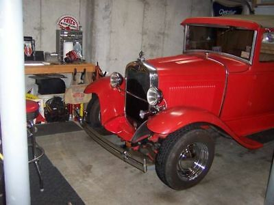 1930 Ford Model A  1930 FORD MODEL A SPORT COUPE