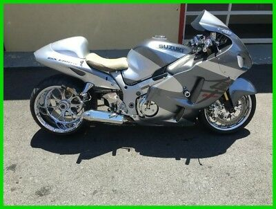 2003 Suzuki HAYABUSA  2003 Suzuki Hayabusa GSXR 1300, RC Components, 330 Fat tire Single Sided