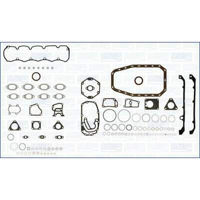 Ajusa Full engine gasket set AJU51025500