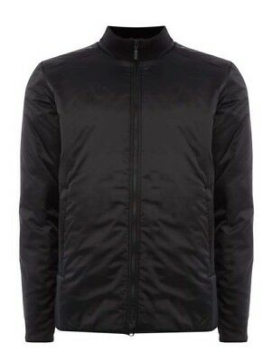 Barbour International Black Quilted Jacket Size Xxl Bnwt