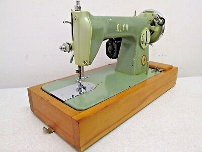 SEMI Industrial Singer 40k Sewing Machine For Heavy Duty £4040 Classy Alfa Model 50 Sewing Machine