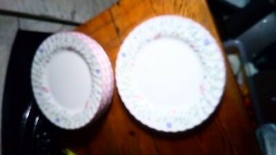 7x Johnson Brothers Summer Chintz Dinner Plates 9.5 Inches & 7X JOHNSON Brothers Summer Chintz Dinner Plates 9.5 Inches - £25.00 ...
