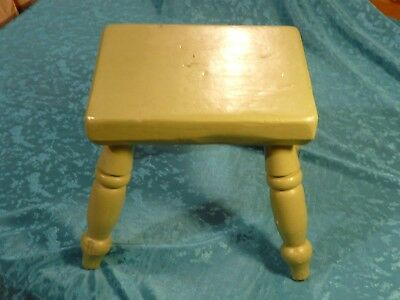 Vintage French Milking Stool