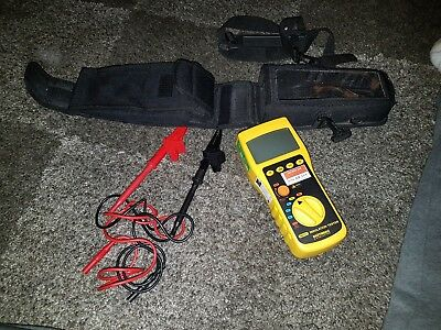 electric insulation tester