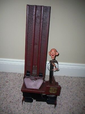 Pulver tall (long) case mechanism - Restored - Works great !