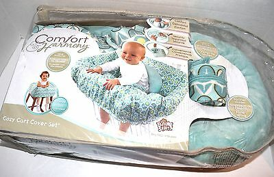 Comfort & Harmony Shopping Cart Covers Set Baby Safety & Health Germ Protection
