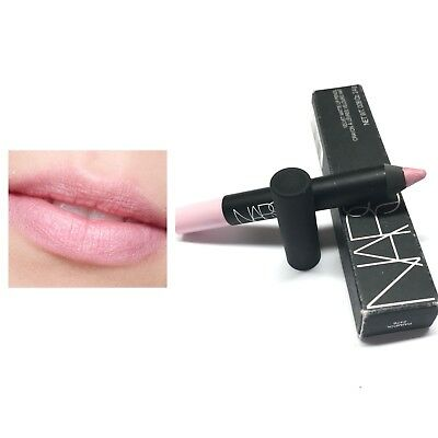 Nars Velvet Matte Lip Pencil  Paimpol 0.08 oz NIB sharpened