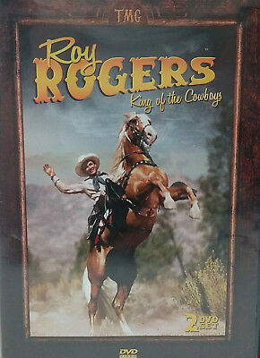 Roy Rogers the King of Cowboys 2 DVD Set + 100 Anniversary Bonus Disc(V)