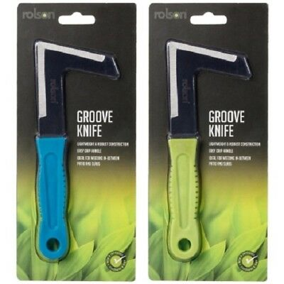 NEW Garden Patio Weed Knife Weeding Tool Moss Remover Weeder Slab Groove Paving