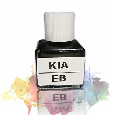 One Day Shipping-For KIA motors Touch Up Paint Kit Color Code EB Black