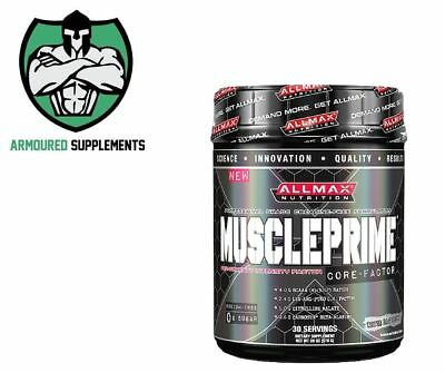Allmax MUSCLEPRIME Preworkout 30 Serves | Outift | Jym Pre | The One | Mesomorph