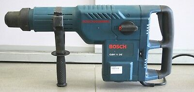Bosch Professional Combi Heavy Duty 11kg Corded Hammer Drill SDS Max #GBH 11de