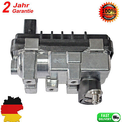 6NW009660 HELLA ELECTRONIC BOOST ACTUATOR For MERCEDES BENZ 781751 G-001