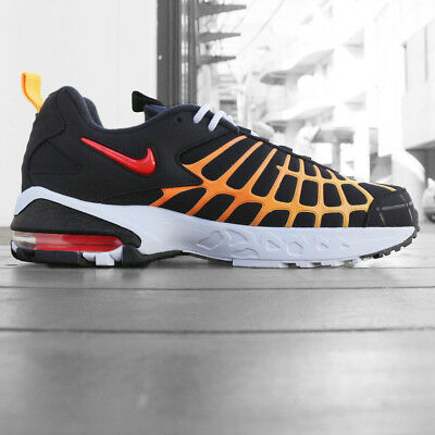 Nike Air Max 120 OG 819857 003 Men s Size 11.5 Black Crimson Laser Orange 8c4f4bfcf