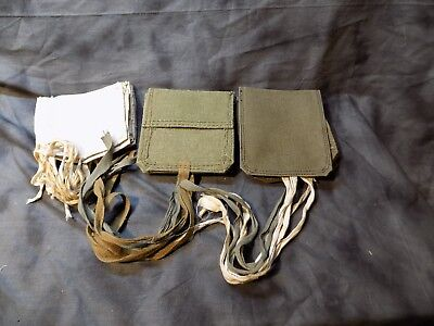 SET of 3 tool pouches for Mosin Nagant 91/30, M44 and M38 Carbine