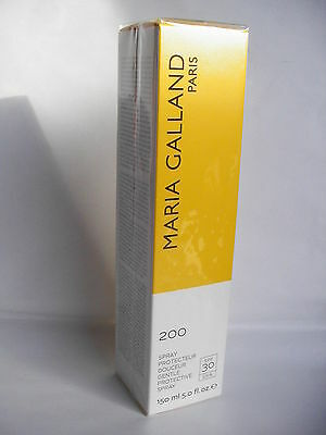 MARIA GALLAND 200 Spray protecteur Douceur SPF 30  neuf 150ml
