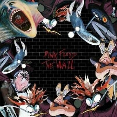 "Pink Floyd ""The Wall (Immersion Box)"" 6 Cd+Dvd New+"
