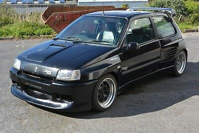 1993 MK1 RENAULT Clio 16v with DIMMA Bodykit Project