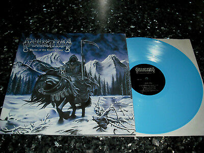 DISSECTION - Storm of the Light´s Bane LP orig.1st press NB129 FOC/iceblue Vinyl