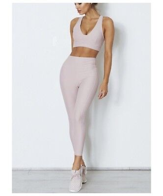 White Fox Boutique Small Active Leggings Sold Out