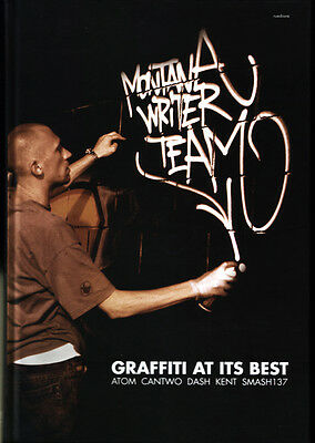 Montana Writer Team - Graffiti at its Best SMASH137 KENT CAN2 BANKSY Lazarides