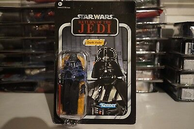 Star Wars Vintage Collection TVC Darth Vader VC 115 UNPUNCHED