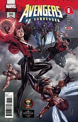 Avengers #680 Marvel Legacy - 1St Print - Bagged & Boarded. Free Uk P+P