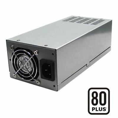 New Seasonic SS-600H2U Active PFC 80+ 600W Power Supply V28-PSUSEA600H2U80P