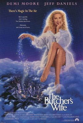 THE BUTCHER'S WIFE original 27x40 movie poster LAST ONE (cb01)