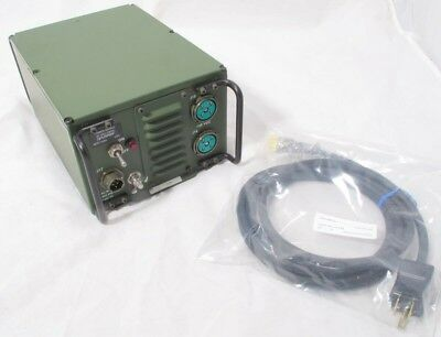 Harris RF-5051-PS001 AC Power Supply With Cord For Falcon Radios Un-used