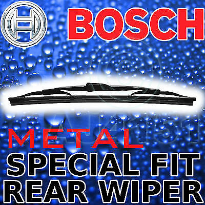 Bosch Specific Fit Rear Metal Wiper Blade VW Golf MK3 3 III with FREE UK POSTAGE