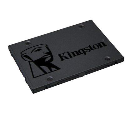 "SSD / Festplatte 6,3 cm (2,5"") 120 GB Kingston SSDNow A400, SATA3 / SATA-600"