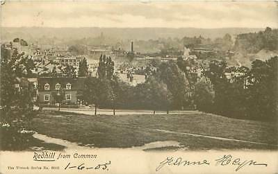 royaume uni. n° 42886 . redhill . from common