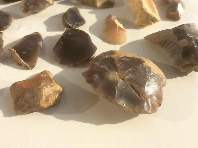mesolithic neolithic flint stone lithic tool approximately 1.7 kg 013