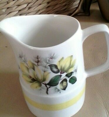 Bright coloured jug by empire porceline co ltd staffordshire