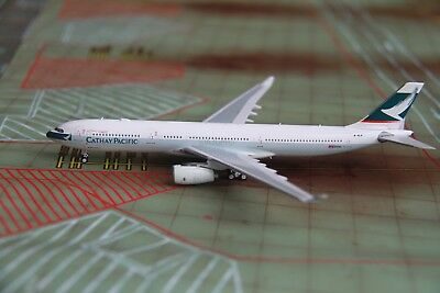 PandaModel 1/400 Cathay Pacific A330-300 B-HLR monitoring for climate change