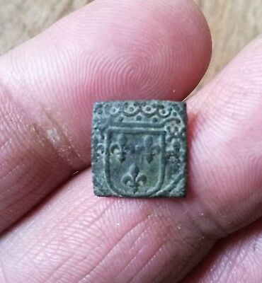 Medieval Coin Weight French Ecu