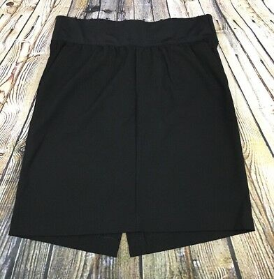 Gap Maternity - Career Black Skirt -  size 6 Stretch - Excellent Condition