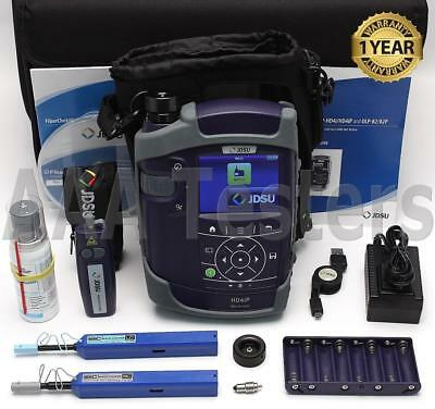JDSU FBP-HD4iP Fiber Optic Inspection System FBPHD4iP HD4iP OLP-82