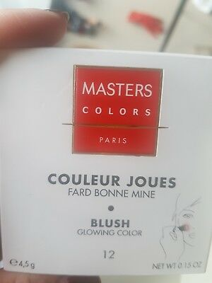 masters colors couleur joues blush number 12