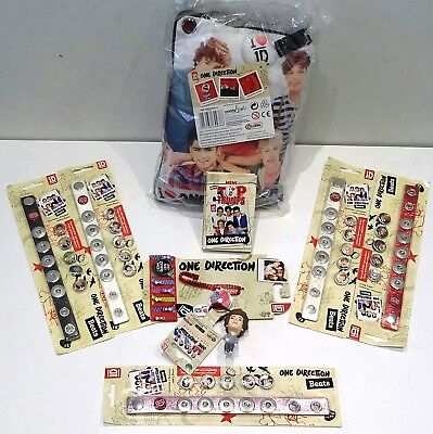 One Direction Collector's Memorabilia  -Harry / Liam / Zayn / Louis / Niall