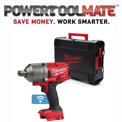 """Milwaukee M18ONEFHIWF34-0 FUEL 18v 2033Nm One Key 3/4"""" Impact Wrench With Case"""